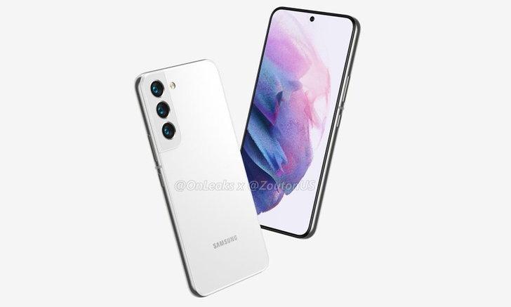 Samsung Galaxy S22 ผ่านการรับรองในจีนพร้อมเผยข้อมูลที่ชาร์จได้กำลัง 25W เท่าเดิม