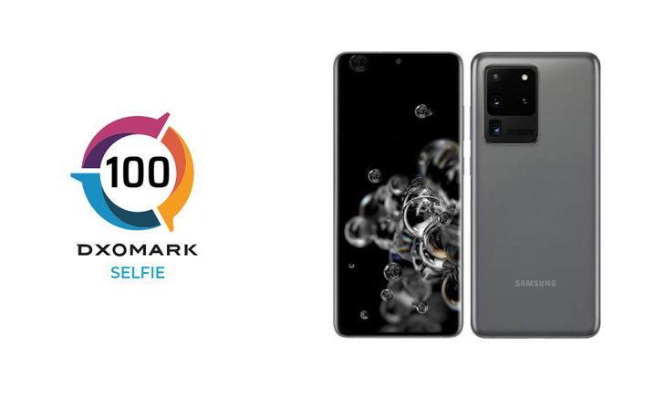 DXOMark เผยคะแนนกล้องหน้า Samsung Galaxy S20 Ultra ทำได้ 100 คะแนน