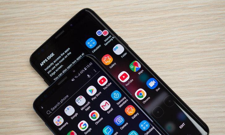 ข่าวดีSamsung Galaxy S9 / Note 9เตรียมอัปเดตลูกเล่นระดับท๊อปให้เหมือนกับGalaxy S20 Series