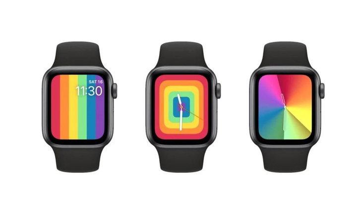 watchOS 6.2.5มาแล้วพร้อมหน้าปัดแบบNew Pride