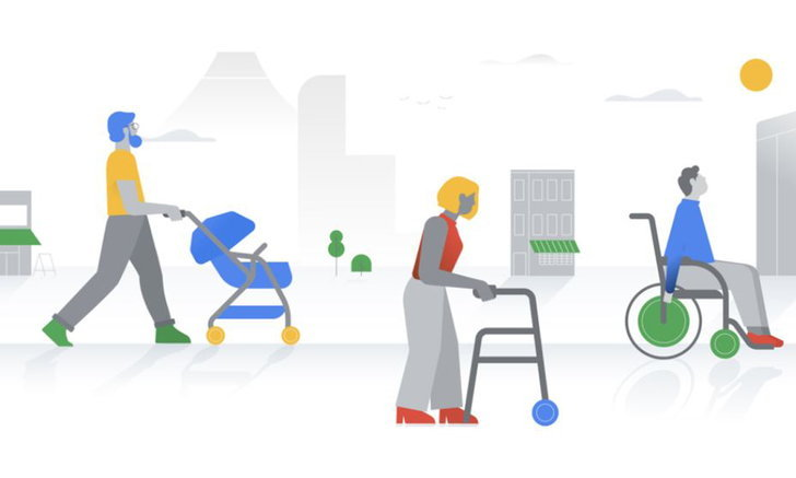 Google Mapsเพิ่มการบอกสถานที่อำนวยความสะดวกกับผู้ใช้วีลแชร์