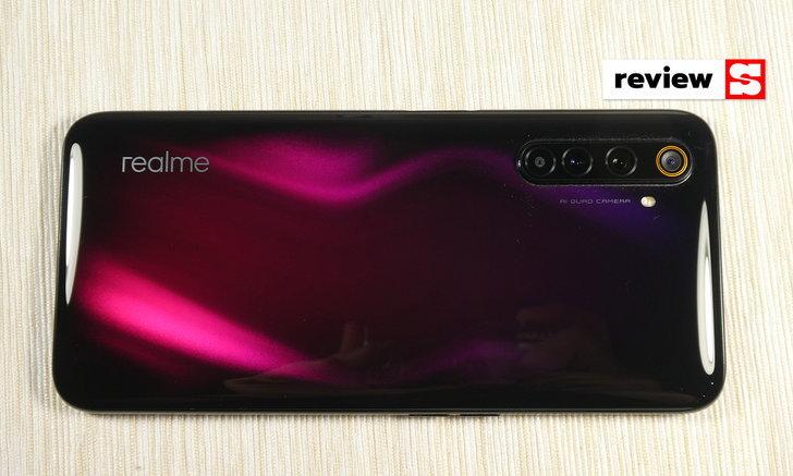 [Review] ลองใช้ realme6 Proมือถือหมื่นต้น4กล้องสเปกจัดเต็มเล่นเกมดีชาร์จไฟเร็วมาก