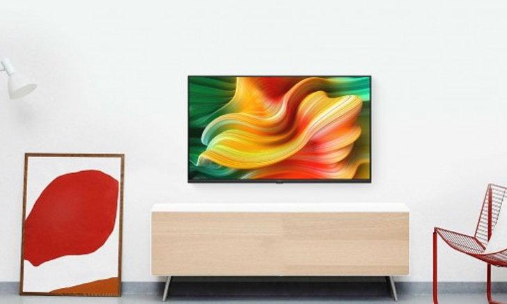 realme Smart TV จัดเต็มจอและเสียงคุณภาพ รุ่นแรกของแบรนด์อย่างเป็นทางการ