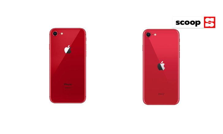 เทียบความแตกต่างระหว่างiPhone8 VSiPhoneSE (2020)ดูไว้ไม่ถูกหลอกว่ารุ่นไหนใหม่หรือเก่า