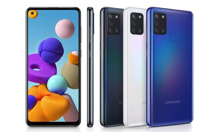 Samsung Galaxy A21s จะมาพร้อมกับ ความสามารถเยอะขึ้นในราคาไม่แพง