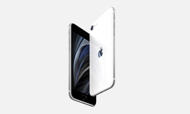 โปรตาแตก! ช้อป iPhone SE รุ่นใหม่ล่าสุด ลุ้นรับ Cashback 3,000 บาท!