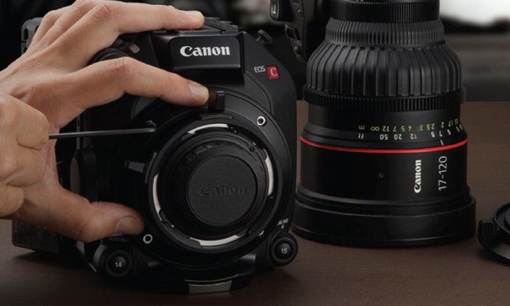 Canon EOS C300 Mark III กล้องถ่ายวิดีโอระดับ Ciname EOS เปิดตัวแล้ว