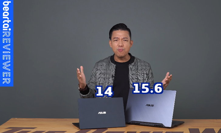 รีวิว Asus ExpertBook B9450 และ ProArt StudioBook Pro 15 (W500)