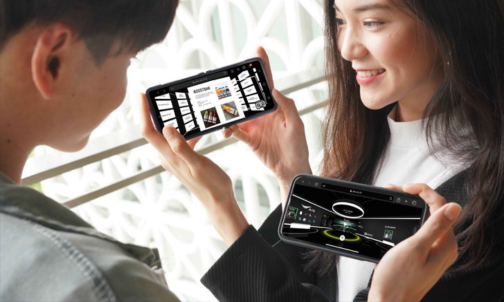 AIS 5G Thailand Virtual Expo มหกรรมสินค้าโมบาย/อาหาร/ไลฟ์สไตล์ บนโลกเสมือนจริง Virtual Reality