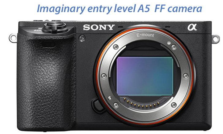 Sony อาจเปิดตัวกล้องฟูลเฟรมไซส์เล็ก Sony A5 เร็ว ๆ นี้ แต่อาจจะไม่มี EVF ใส่มาด้วย