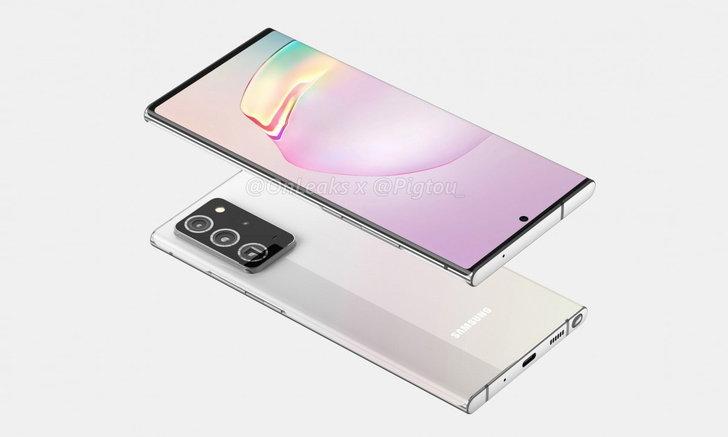ลืออีกครั้งSamsung Galaxy Note 20จะได้กล้องที่แก้ปัญหาระบบโฟกัสพร้อมขุมพลังSnapdragon 865+