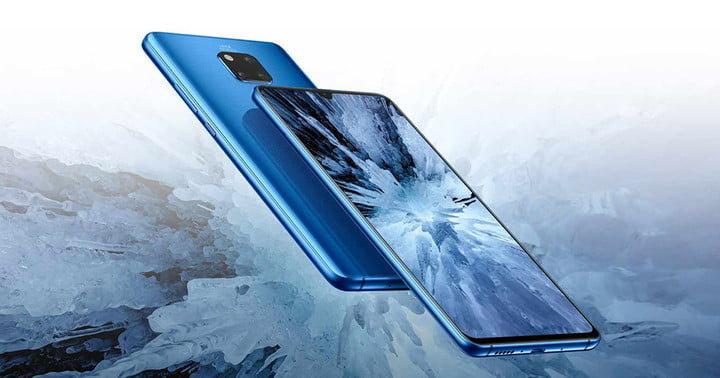 Huawei Mate 40อาจจะได้ใช้ลำโพงตัวเดียวกับMate 20 X