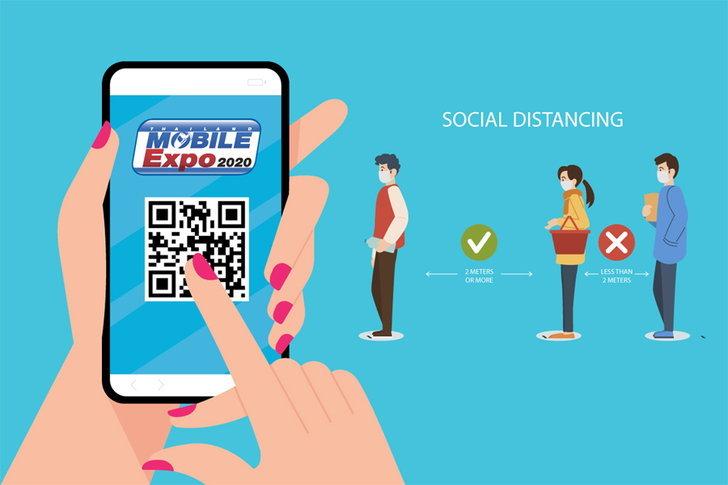 เตรียมตัวมาเดินงาน Thailand Mobile Expo