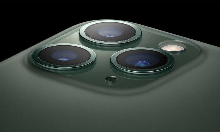 """นักวิเคราะห์ชี้ iPhone 12 จะมีเลนส์กล้องหลังระดับ """"ไฮเอนด์"""""""