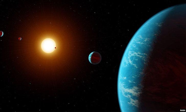 """""""นาซา"""" เดินหน้าสำรวจร่องรอยทางเทคโนโลยีของอารยธรรมต่างดาว"""