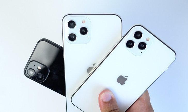 ชมDummyของiPhone 12 Seriesเทียบกับตัวเลือกรุ่นที่แล้วอย่างไม่เป็นทางการ