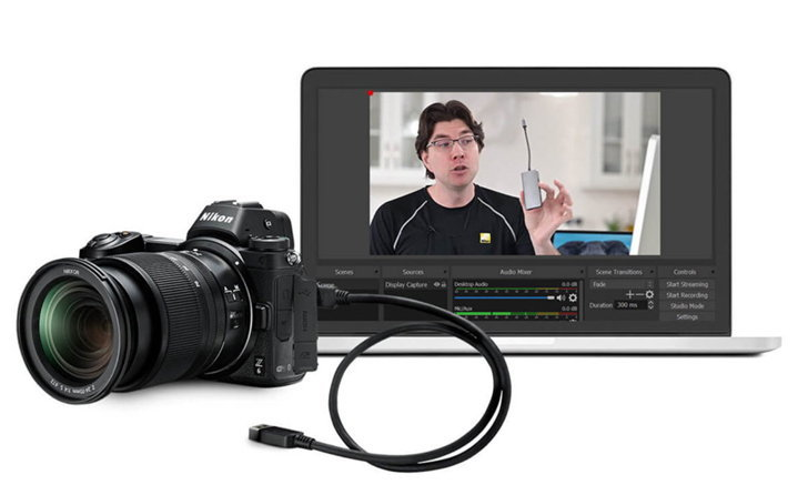 Nikon เปิดตัวซอฟต์แวร์ใหม่ เปลี่ยนกล้อง Mirrorless และ DSLR ให้เป็นเว็บแคม