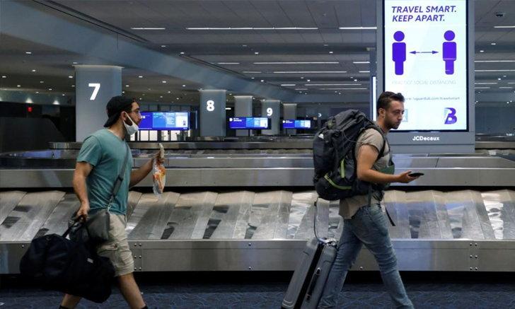 """""""สนามบินไร้สัมผัส"""" ความปกติแบบใหม่ในยุคโควิด-19"""