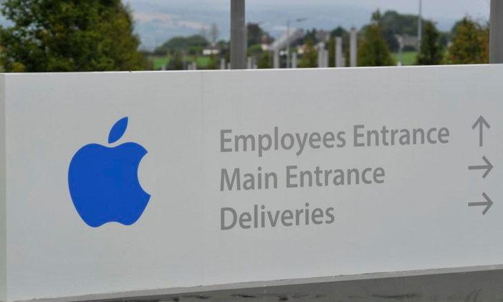 แอปเปิลชนะคดีถูกฟ้องเรียกภาษีย้อนหลัง 1.5 หมื่นล้านดอลลาร์ให้ไอร์แลนด์