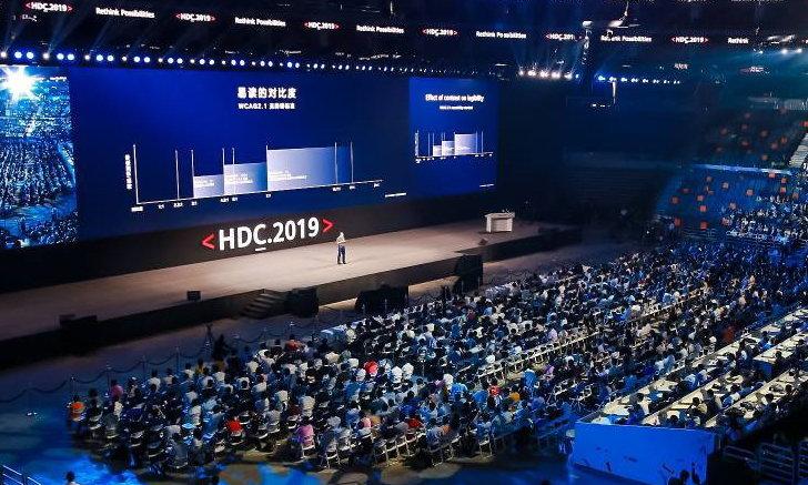หัวเว่ยทุบสถิติใหม่ เผยยอดผู้ใช้ Huawei Mobile Service ทั่วโลกพุ่งแตะ 700 ล้าน พร้อมนักพัฒนาแอปเพิ่ม