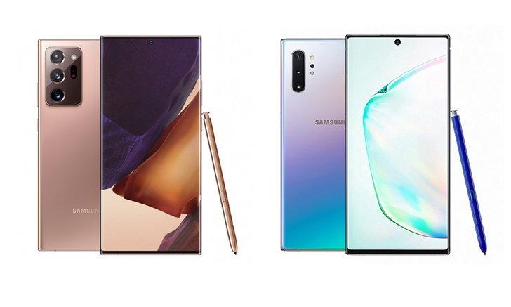 เปรียบเทียบ Galaxy Note 10+ กับ Galaxy Note 20 Ultra แบบชัดๆ โดย Samsung