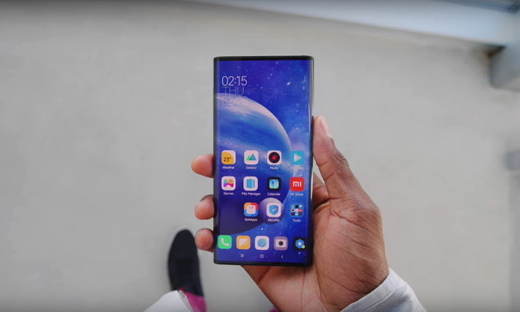 CEO Xiaomiเผยจะยังไม่มีตัวแทนของMi Mix Alphaแต่Mi Mixใหม่เจอกันเร็วๆนี้