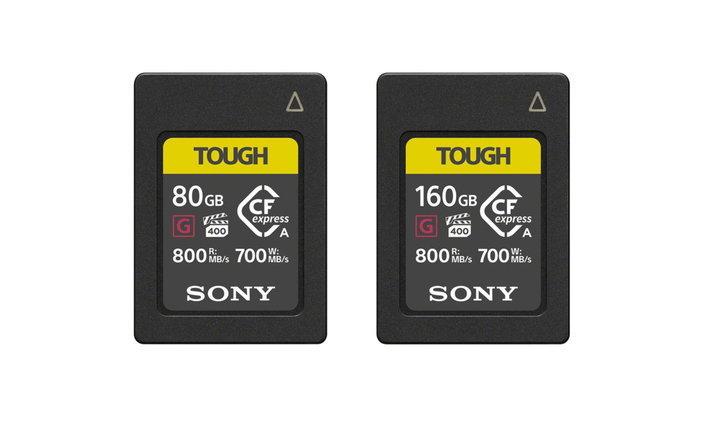 Sony เปิดตัวเมมโมรี่การ์ดรุ่นใหม่ CFExpress Type A พร้อม Card Reader