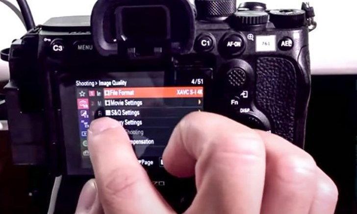 ในที่สุด! Sony ออกแบบเมนูกล้อง Mirrorless ของตัวเองใหม่แล้วหลังจากโดนบ่นมานานหลายปี