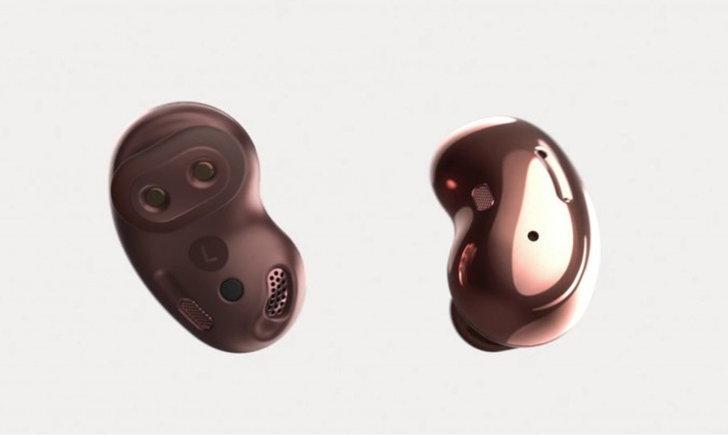 เผยภาพจริงของ Samsung Galaxy Buds Live หูฟังดีไซน์ใหม่ที่แตกต่างจากหูฟังทั่วไป
