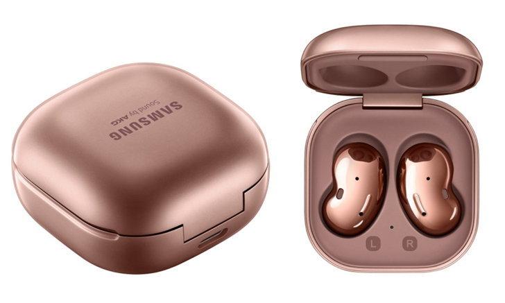 เผยภาพ Samsung Galaxy Buds Live กับสี Mystic Black และ Bronze ก่อนเปิดตัว