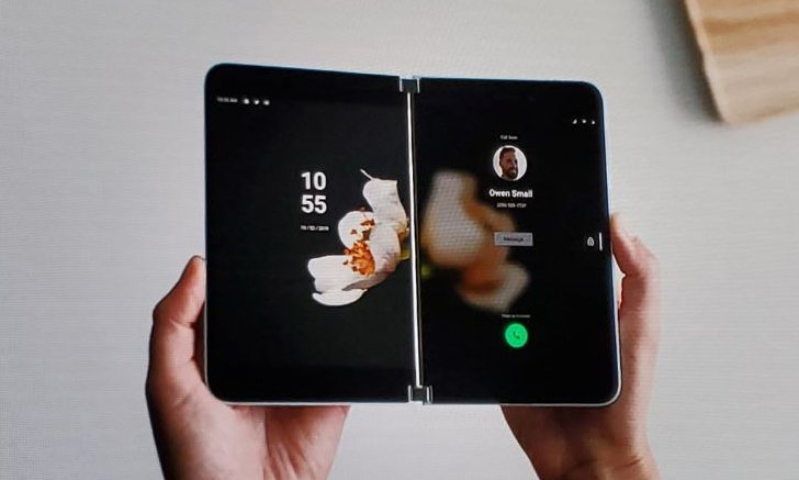 เผยวันส่งมอบแล้ว! Surface Duo สมาร์ตโฟนจาก Microsoft