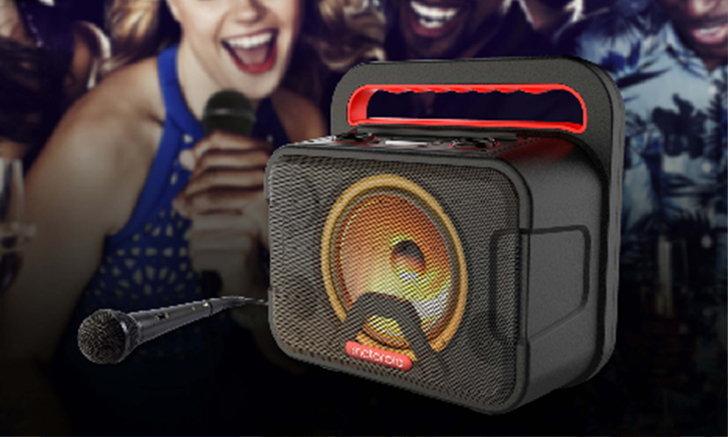 เปิดตัว ลำโพง Motorola แบบไร้สาย รุ่น Sonic Maxx 810 เอาใจสายปาร์ตี้
