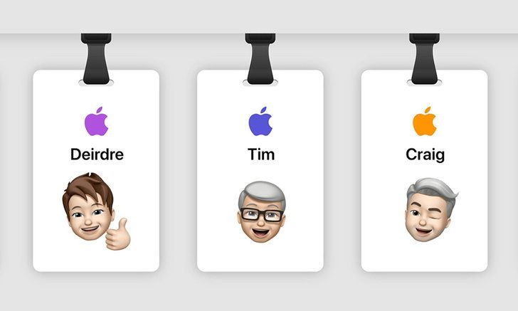 ลองเป็นพนักงาน Apple สักครั้ง มาทำป้ายห้อยคอ Memoji แบบพนักงานที่ Apple Store กันเถอะ