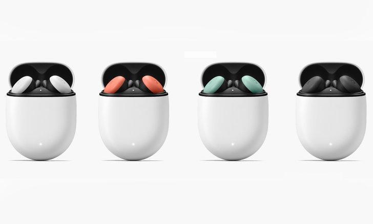 เผยสีสันของ Pixel Buds ใหม่พร้อมกับฟีเจอร์ Drop เสียงตามสถานการณ์