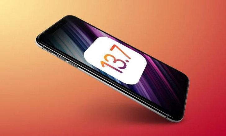 Apple ปล่อย iOS 13.7 เวอร์ชั่นล่าสุดแล้ว เพิ่มลูกเล่นแจ้งเตือนจุดรับที่มีต่อการติดเชื้อCOVID-19