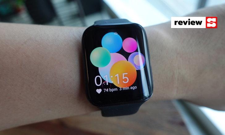 [Review] OPPO WatchนาฬิกาสุดฉลาดของOPPOที่ใช้กลมกลืนทั้งดีไซน์และแฟชั่นที่ลงตัวกับการแต่งตัว