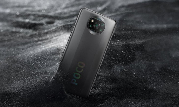 POCO X3 NFCมือถือระดับกลางพร้อมขุมพลังSnapdragon 732Gเปิดตัวแล้ว
