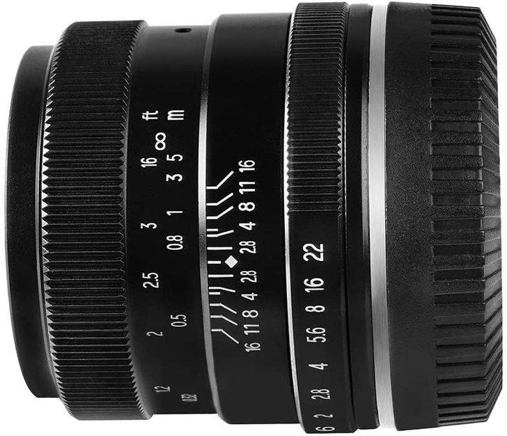 Pergear 35mm f/1.2