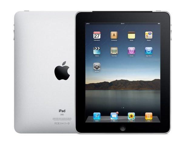 iPad WiFi 2010