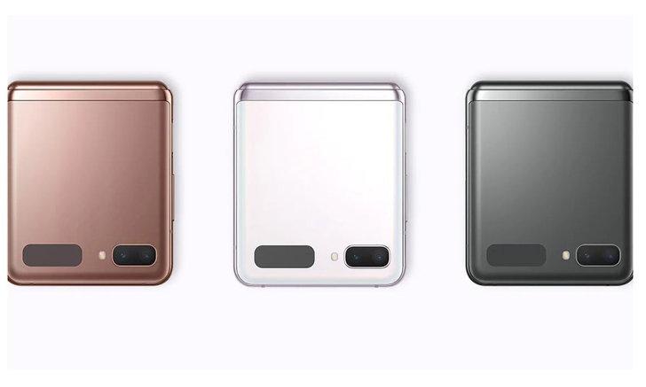 ชมความงามของ Samsung Galaxy Z Flip 5G สีใหม่ Mystic White ที่จะยังขายเฉพาะยุโรป เร็วๆ นี้