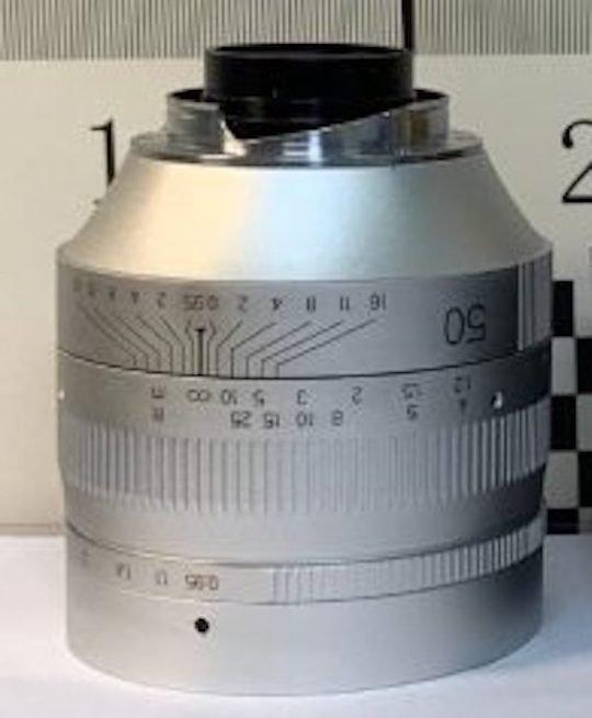 TTartisan 50mm f/0.95