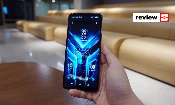 [Review] ROG Phone 3มือถือเพื่อคอเกมรุ่นใหม่ที่แรงสุดและรองรับ5Gแล้วนะ