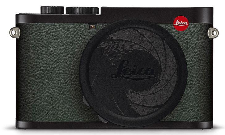 เผยภาพหลุดแรก กล้อง Leica Q2 เวอร์ชันสายลับ James Bond 007 limited edition!