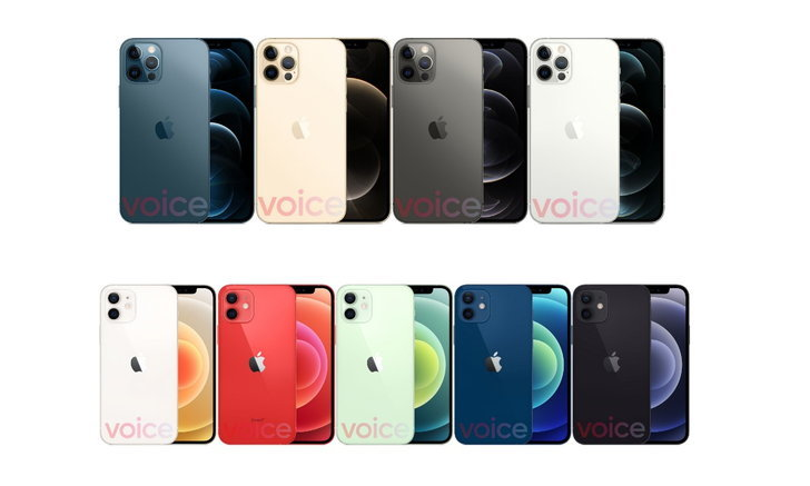 ชมภาพ Render โค้งสุดท้ายก่อนเปิดตัวทั้ง iPhone 12 แบบครบ รวมถึง HomePods Mini รุ่นใหม่