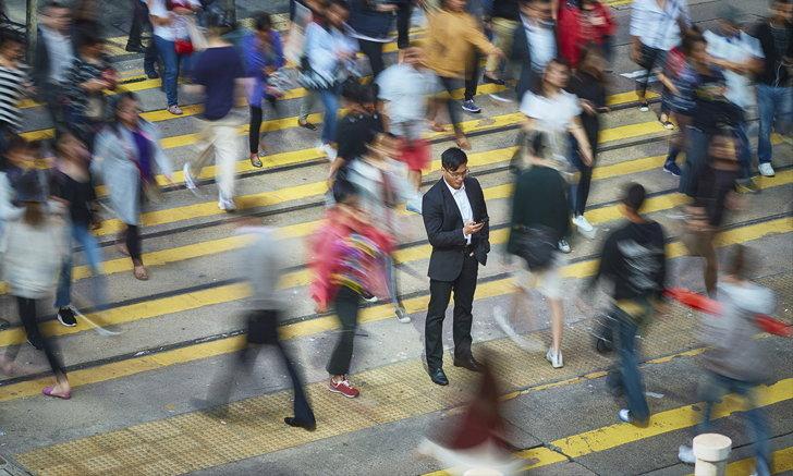 ชาวจีน 73% เห็นว่ายังไม่จำเป็นต้องใช้โทรศัพท์ในระบบ 5G