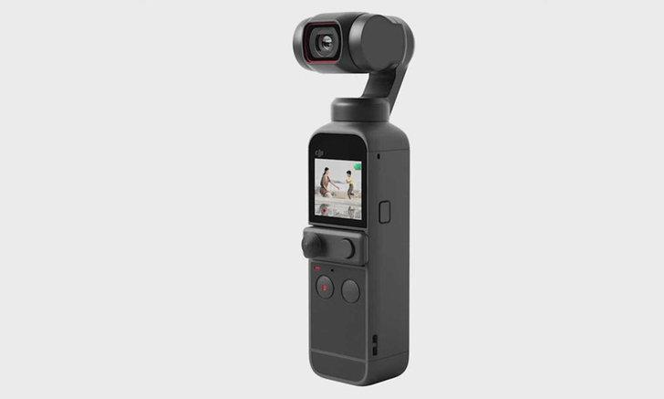 หลุดภาพแรกของ DJI OSMO Pocket 2 ก่อนเปิดตัว ขนาดเล็กลง ซูมได้ และมี Beauty Mode มาให้แล้ว