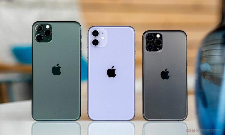 ข้อมูลล่าสุดชี้ : Samsung, Huawei และ Apple ครองตลาดสมาร์ตโฟน ไตรมาส 2 ปี 2020
