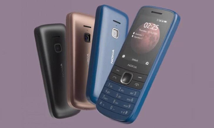"""Nokia เปิดตัว """"215 4G"""" และ """"225 4G"""" ตอกย้ำความเป็นผู้นำฟีเจอร์โฟน"""