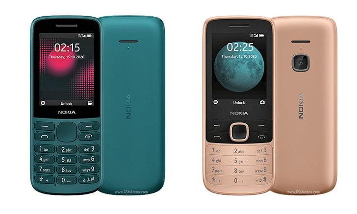 Nokia ส่ง 215 4G และ 225 4G มือถือราคาประหยัด เจาะกลุ่มฟีเจอร์โฟนที่ให้คุณมากกว่า