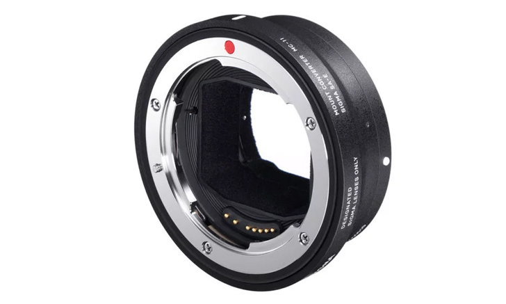 Sigma ปล่อยอัปเดตเฟิร์มแวร์ใหม่สำหรับ adapter MC-11 EF-E